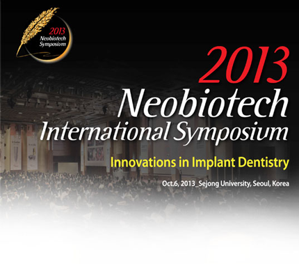 NeoBiotech International Symposium 2013